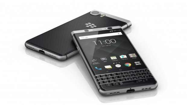 BlackBerry KeyOne: бизнес-смартфон на Android