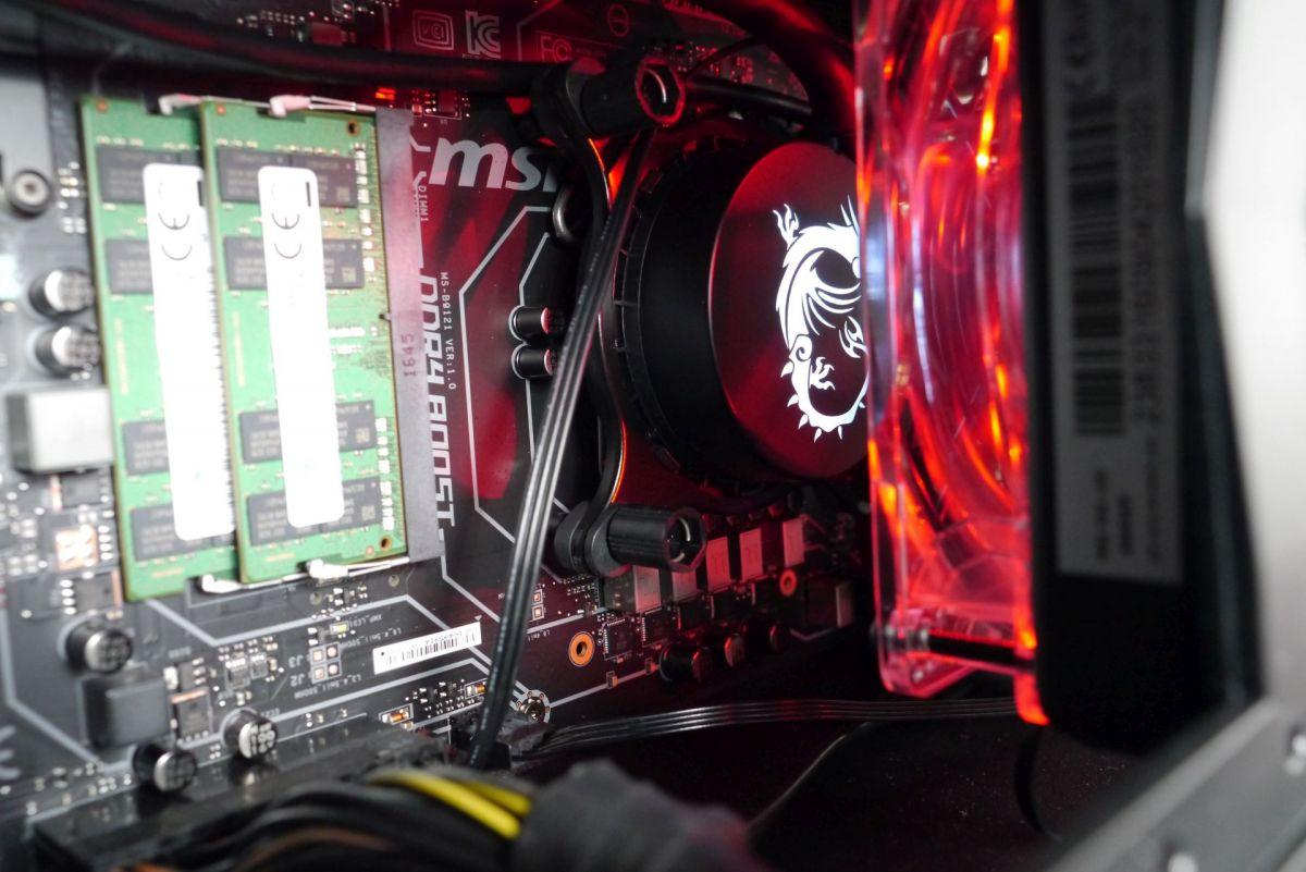 Добраться до процессора можно только с трудом