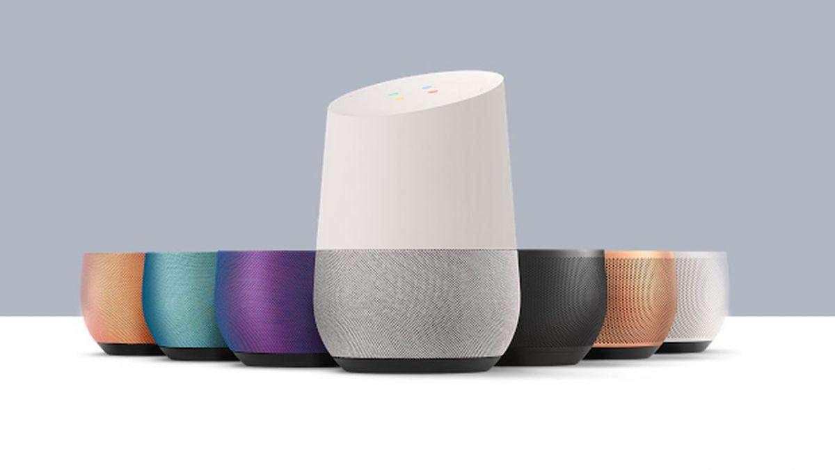 Google Home: ответ на Amazon Echo