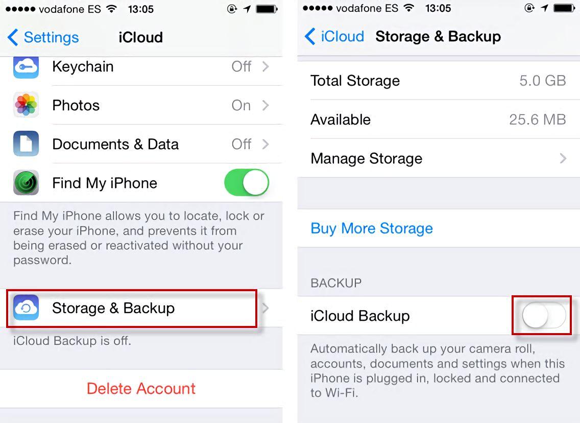 В iOS отключите резервное копирование и удалите копии с серверов Apple. Впротивном случае их смогут прочитать государственные органы