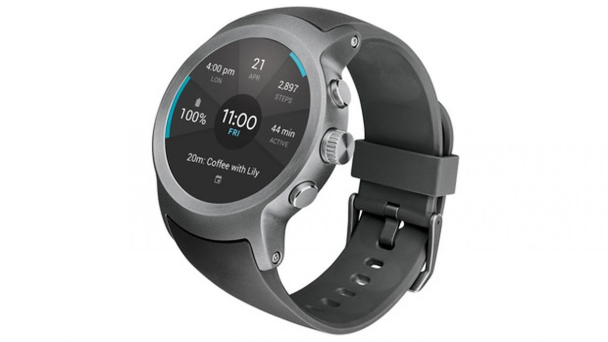 Спортивной походкой: LG Watch Sport поставляются с новым процессором Snapdragon