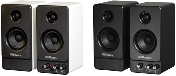 Roland презентовала новые стерео микро-мониторы MA-22