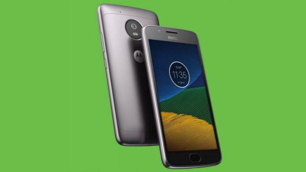 Moto G5: смартфон должен выглядеть так. Источник: Slashgear