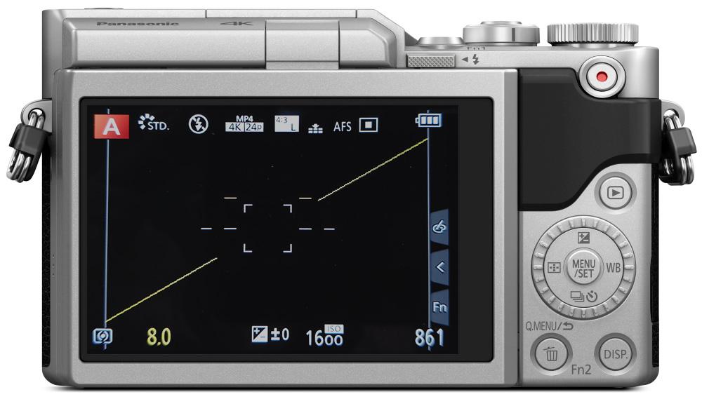 Panasonic Lumix DMC-GX80: возможность откидывания сенсорного дисплея делает фотокамеру чрезвычайно пригодной для селфи.