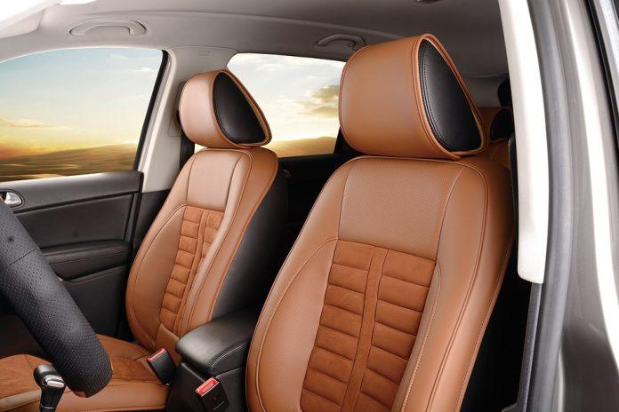 «Умное» автомобильное кресло умеет следить за частотой сердечного ритма и дыханием водителя