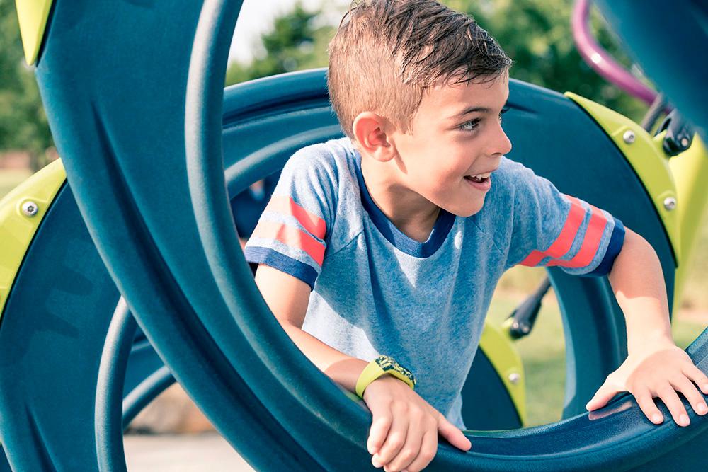 Garmin vívofit Jr.: должен мотивировать детей к движению.