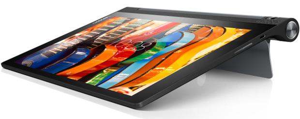 Тест планшета Lenovo Yoga Tab 3 8 (YT3-850F)