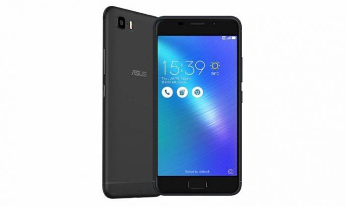ASUS анонсировала смартфон ZenFone 3s Max с батареей в 5000 мА•ч