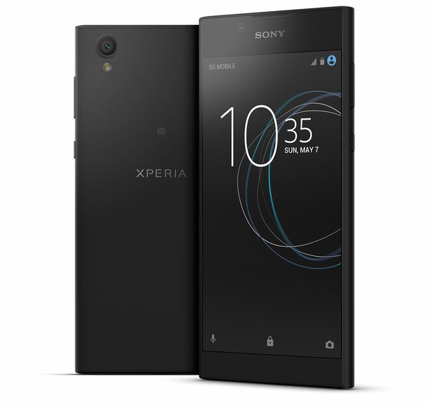 Sony представила новый смартфон Xperia L1