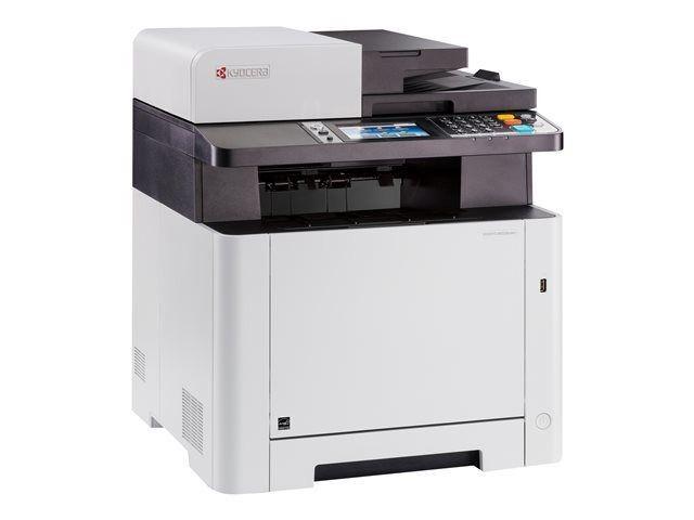 Тест цветного лазерного МФУ Kyocera Ecosys M5526cdn
