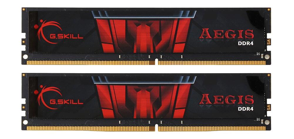 G.Skill Aegis 2x 8GB DDR4