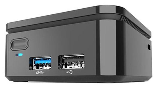 ECS PB01CF – мини-ПК габаритами 70х70х31 мм