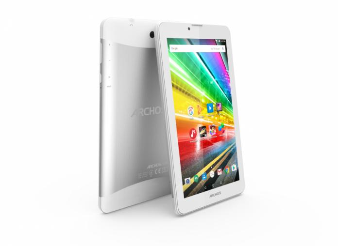Начались российские продажи бюджетных планшетов Archos 70 Platinum 3G и 97c Platinum