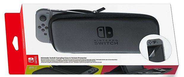 Аксессуары для Nintendo Switch: эти вещи облегчат жизнь геймера