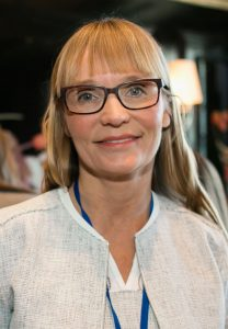 Луиза Остром, вице-президент подразделения сетей и безопасности в регионе EMEA компании VMware