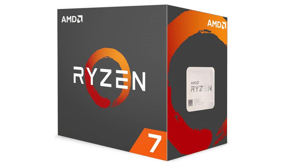 AMD Ryzen 7 1700X: на выбор можно приобрести с кулером Wraith Max или без него.