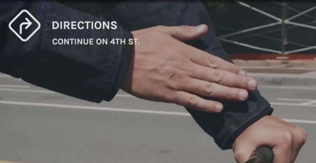 Это первая куртка от Google: так должно выглядеть будущее после смартфонов