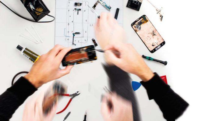 Ремонтируем технику дома: готовим инструменты и рабочее место