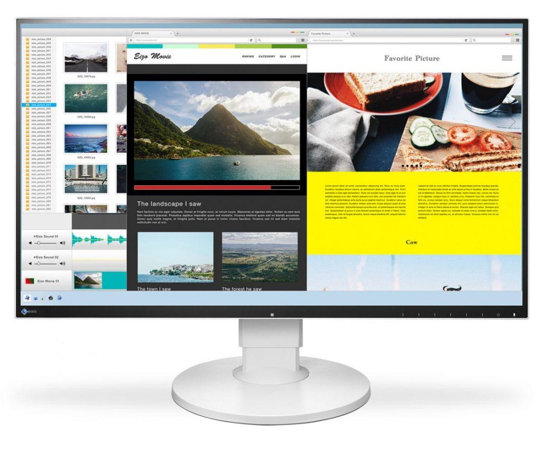 Тест монитора Eizo FlexScan EV2780: таким должен быть каждый офисный дисплей
