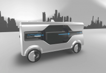 Сервис автономной доставки Ford Autolivery