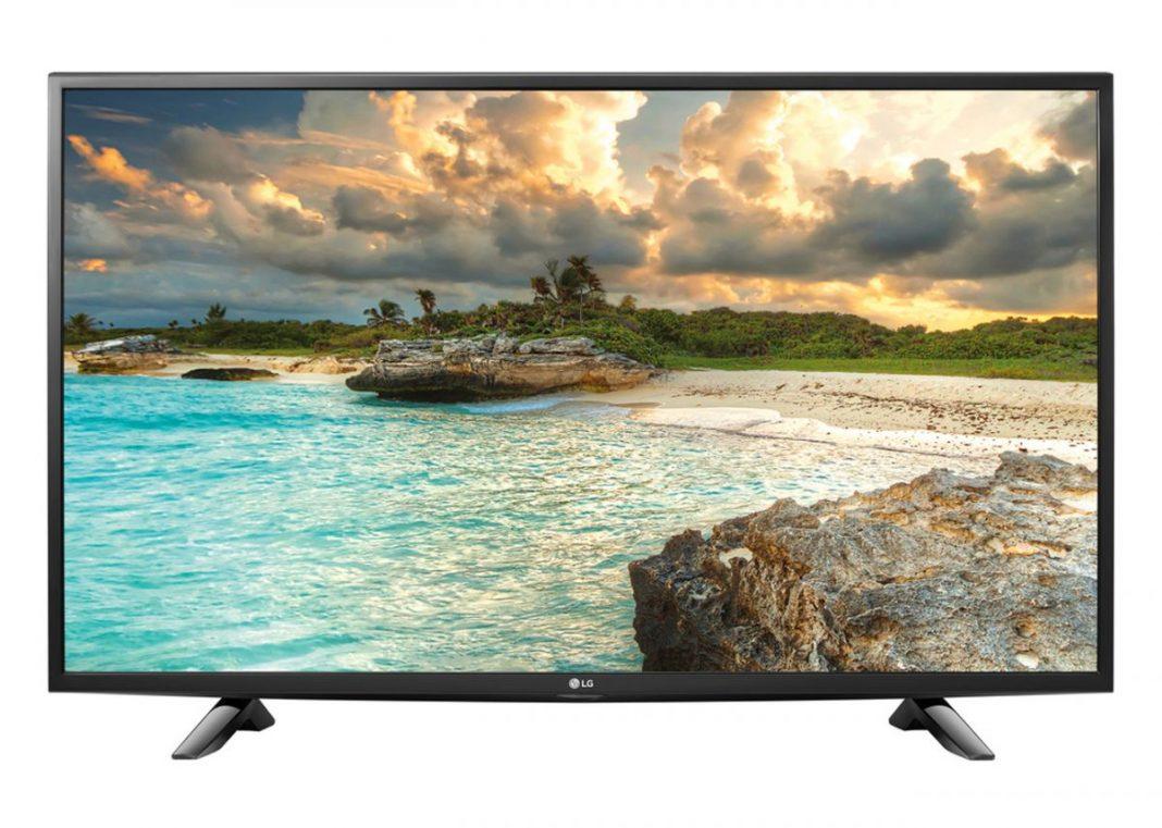 Тест LG 49LH510V: простой телевизор без дополнительных функций
