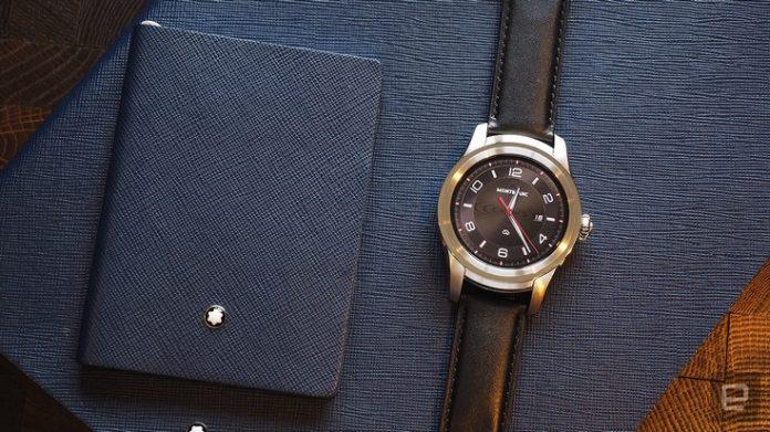 Производитель люксовых ручек выпустил умные часы