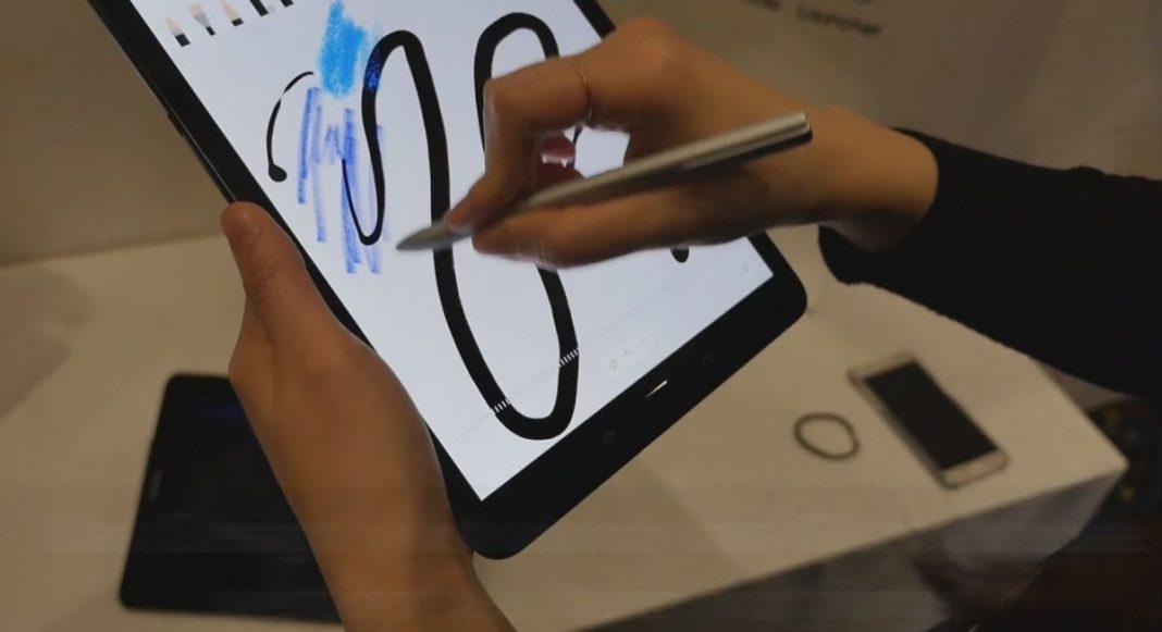 Первые впечатления от нового планшета Samsung Galaxy Tab S3