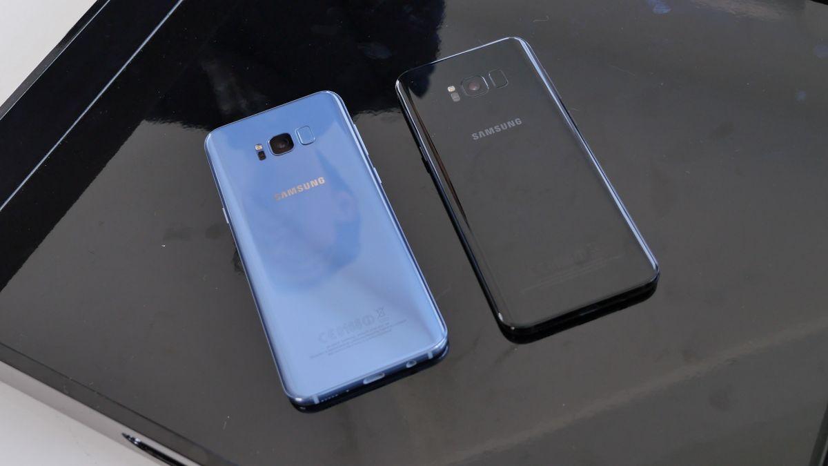 Первый взгляд на смартфон Samsung Galaxy S8