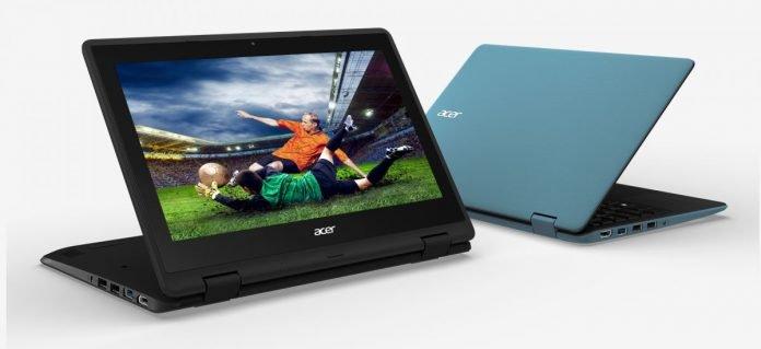 Тест ноутбука-трансформера Acer Spin 1 SP113-31