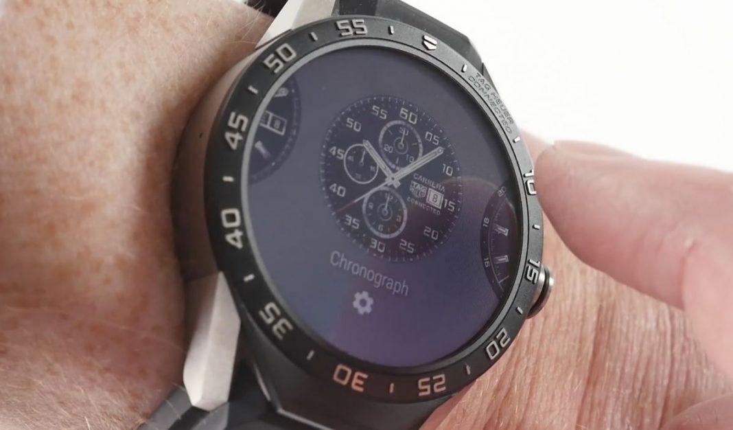 Умные часы стоимостью 100 000 руб.: компания Tag Heuer представляет новую модель