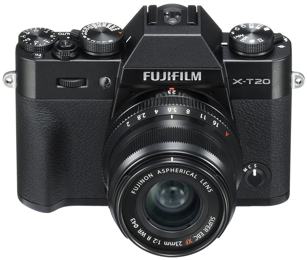 Тест фотоаппарата Fujifilm X-T20: топовая модель по цене среднего класса