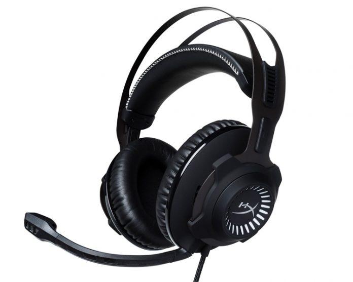 Игровая гарнитура HyperX Cloud Revolver S с поддержкой Dolby Surround Sound поступит в продажу в апреле