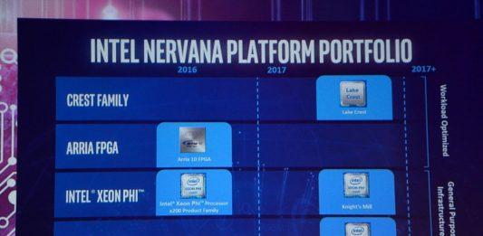 Nervana: так называется платформа для задач машинного обучения, которая включает всебя и новые процессоры Lake Crest и Knights Crest. (иллюстрация: Nico Ernst)
