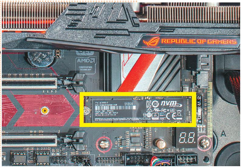 Samsung SSD 950 Pro