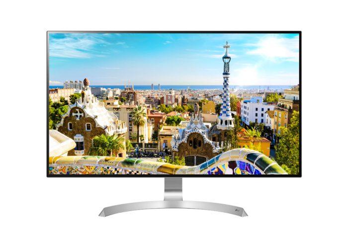 LG 32UD99-W – 4K-монитор для игр и профессиональной работы с фото и видео