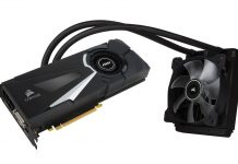 MSI GeForce GTX 1070 Sea Hawk X 8GB GDDR5