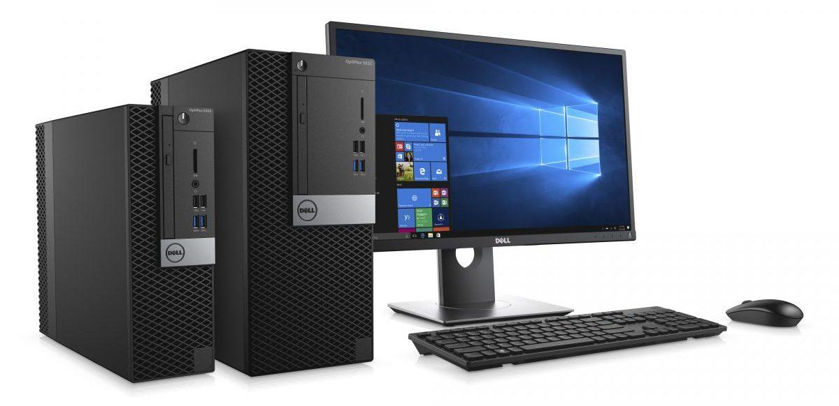 Dell представила новые ноутбуки и десктопы для бизнеса