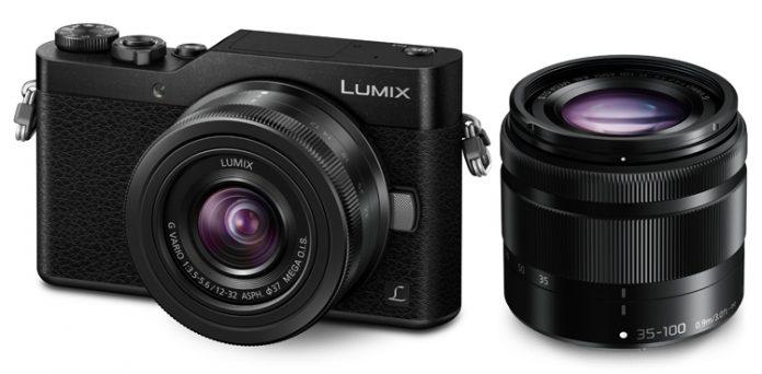 Panasonic Lumix GX800 – беззеркальный фотоаппарат с поддержкой 4K