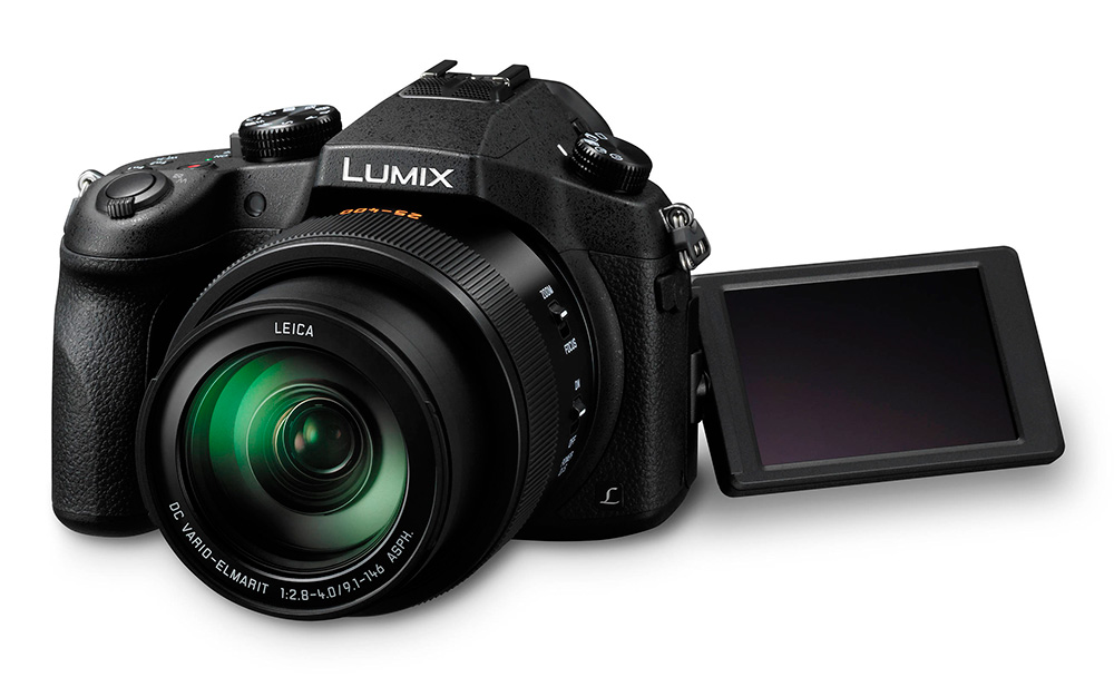Panasonic Lumix: лучшая компактная камера имеет маркировку FZ1000.