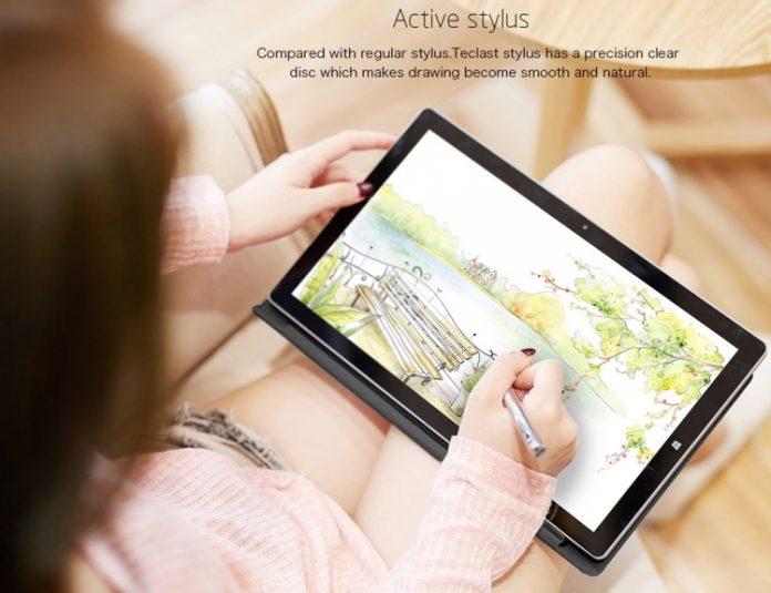 Teclast представила Windows-планшет на базе Intel Celeron N3450 – X3 Plus
