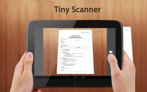 Tiny Scanner