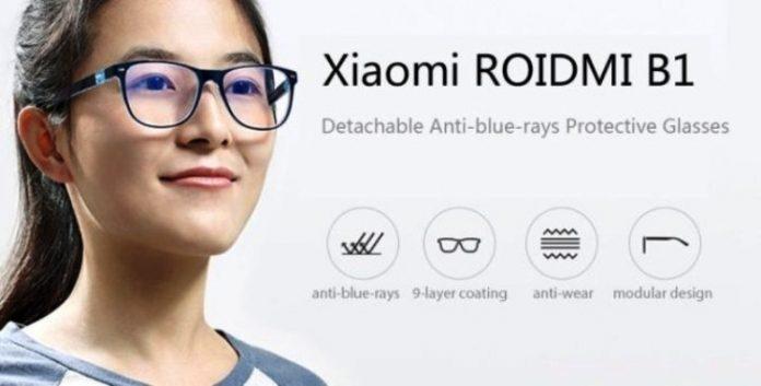 Xiaomi создала очки, защищающие глаза во время работы за компьютером