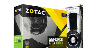 Zotac GeForce GTX 1080 Ti Founders Edition