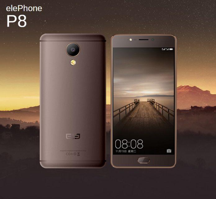 Представлены смартфоны Elephone P8 и Elephone P8 Mini