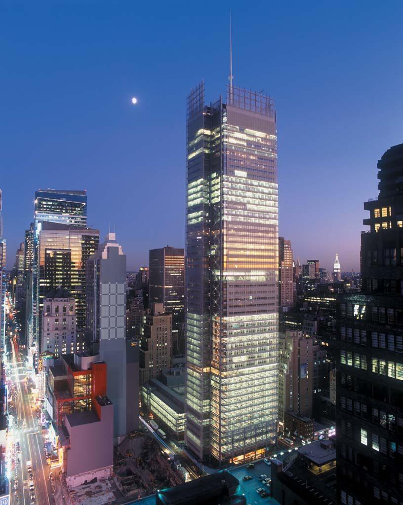 Штаб-квартира The New York Times