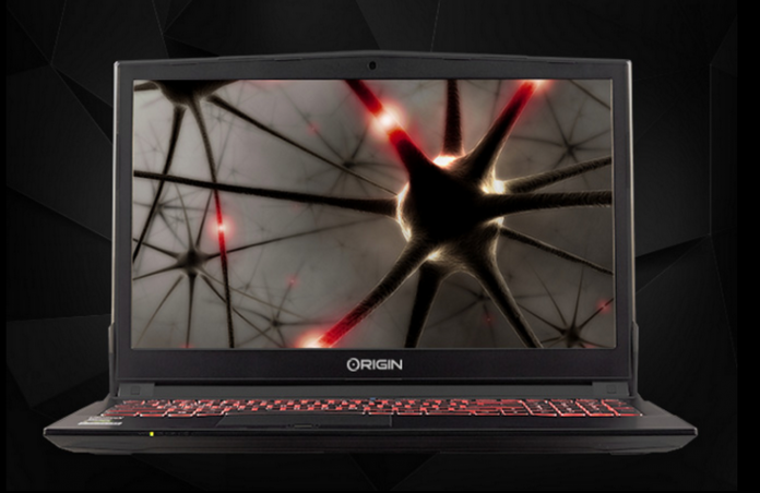 Компания Origin презентовала геймерский ноутбук EON15-S