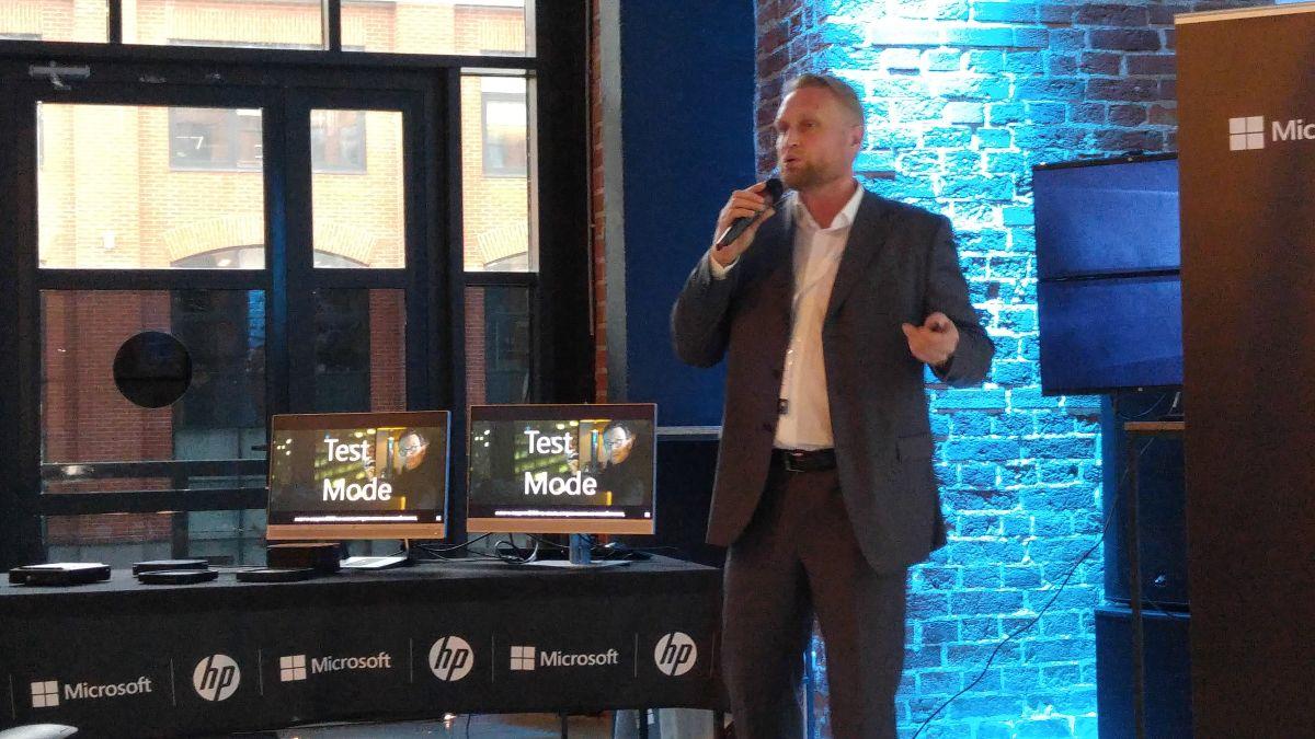 Николай Шмыков, руководитель группы по продвижению категории персональные системы для бизнеса HP в России