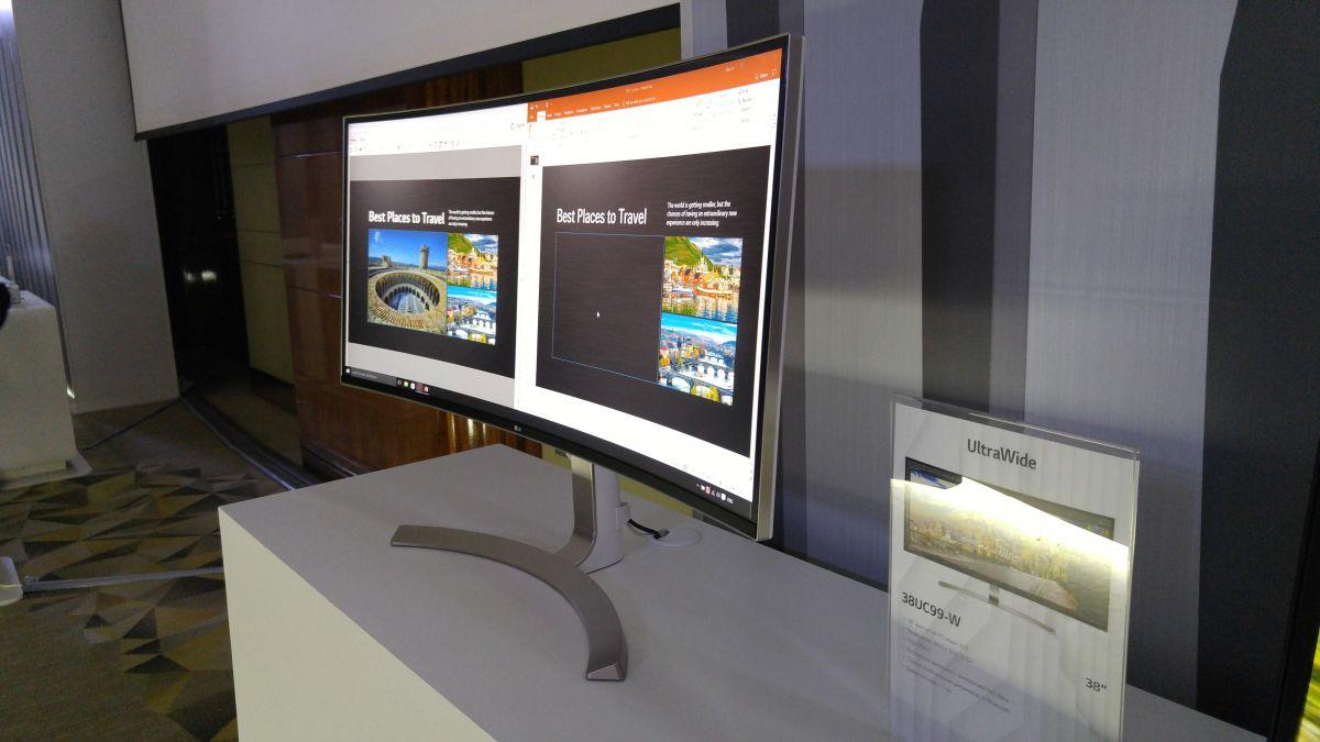 Компания LG провела в Москве презентацию новейших телевизоров и мультимедийных систем