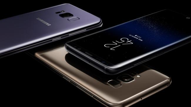 Samsung собрала предзаказов на Galaxy S8 в 5.5 раз больше, чем было у Galaxy S7