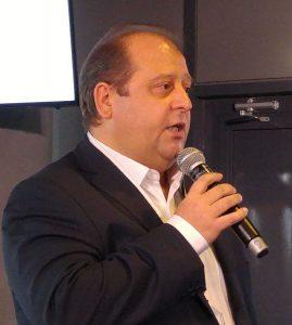 Сергей Земков, управляющий директор «Лаборатории Касперского» в России и странах СНГ
